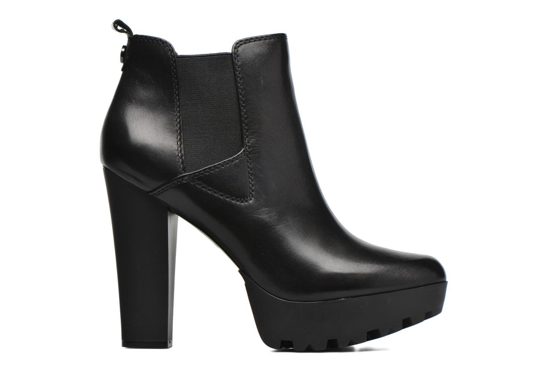 Stiefeletten & Boots Guess Marelle schwarz ansicht von hinten