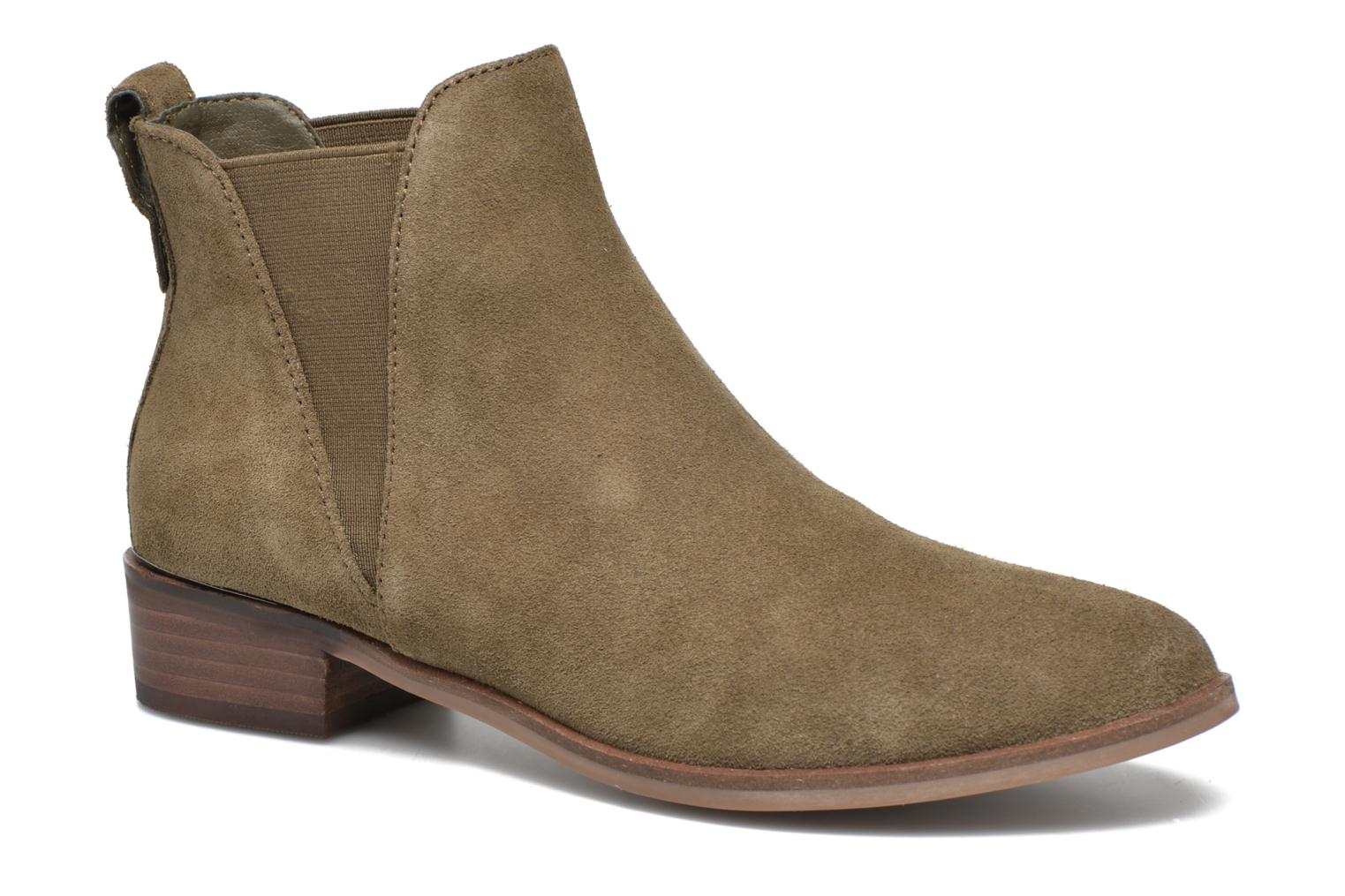 Nickell 05002 Olive Suede