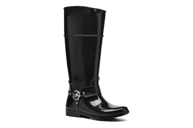 Michael Michael Kors Fulton harness tall Rainboot Noir LzECJ7o