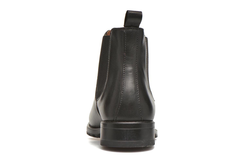 Stiefeletten & Boots Marvin&Co Ahsford schwarz ansicht von rechts