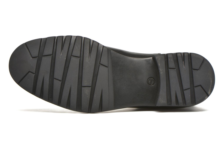 Stiefeletten & Boots Marvin&Co Ahsford schwarz ansicht von oben