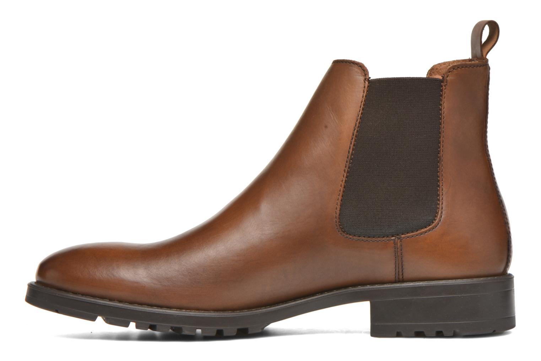 Boots en enkellaarsjes Marvin&Co Ahsford Bruin voorkant