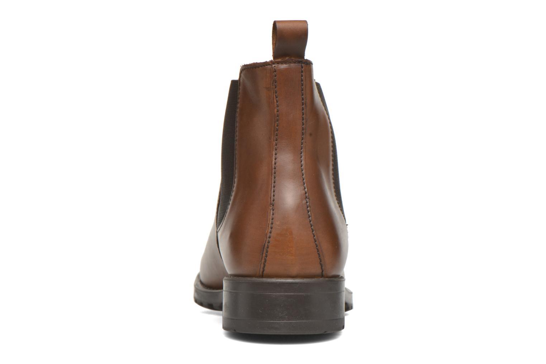 Boots en enkellaarsjes Marvin&Co Ahsford Bruin rechts