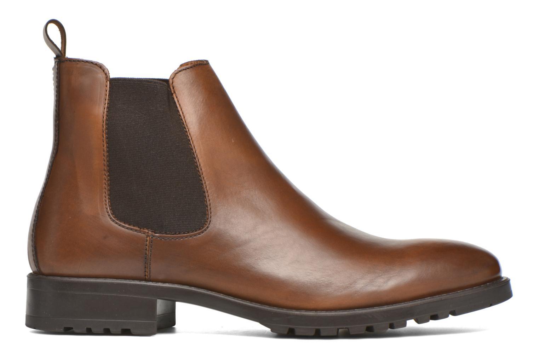 Boots en enkellaarsjes Marvin&Co Ahsford Bruin achterkant