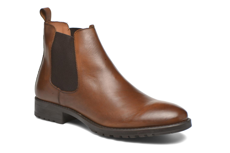 Boots en enkellaarsjes Marvin&Co Ahsford Bruin detail