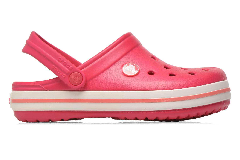 Sandales et nu-pieds Crocs Crocsband Kids Rose vue derrière