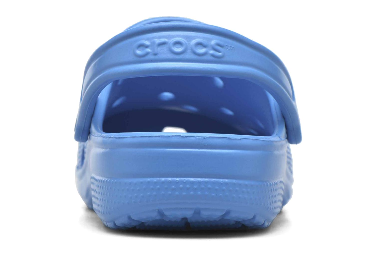 Mules et sabots Crocs Ralen Clog w Bleu vue droite