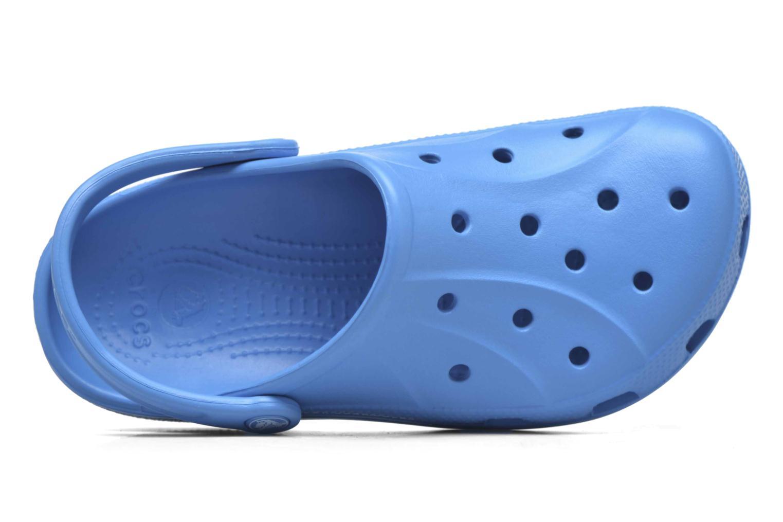 Mules et sabots Crocs Ralen Clog w Bleu vue gauche