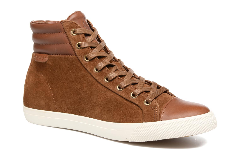 Sneaker Polo Ralph Lauren GEFFRON braun detaillierte ansicht/modell
