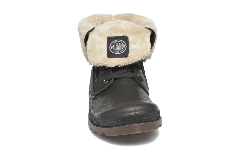 Stiefeletten & Boots Palladium BGY L ZIP FS K schwarz schuhe getragen