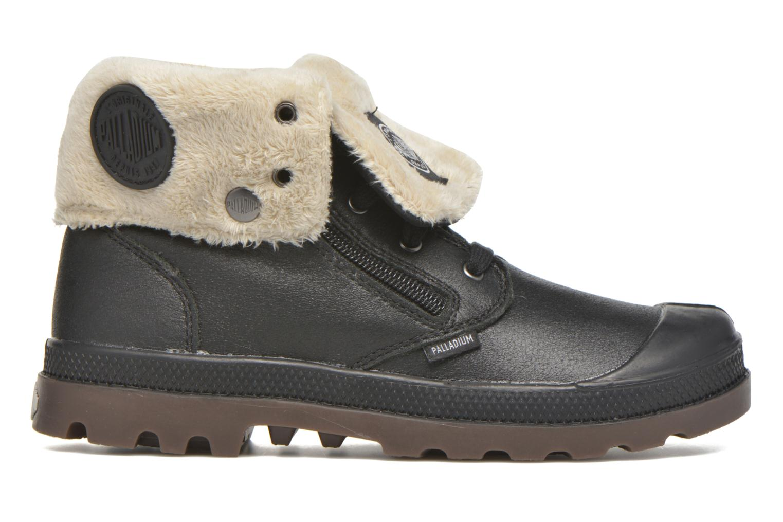 Ankle boots Palladium BGY L ZIP FS K Black back view