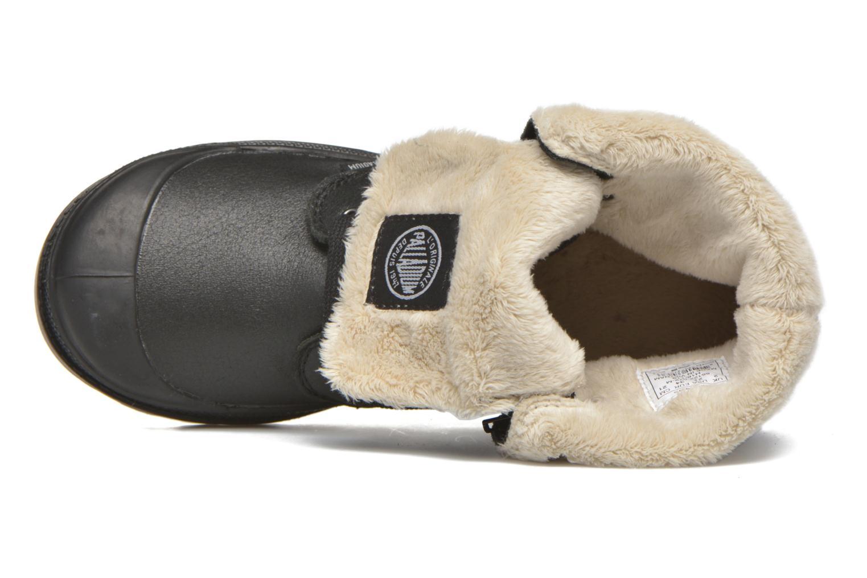 Stiefeletten & Boots Palladium BGY L ZIP FS K schwarz ansicht von links