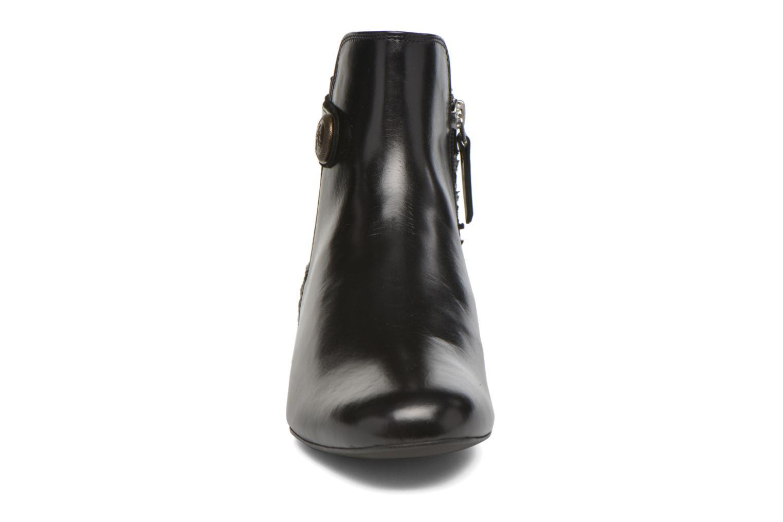 Poppy Rodesi noir + tweed