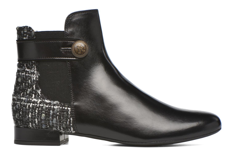 Stiefeletten & Boots Georgia Rose Poppy schwarz ansicht von hinten