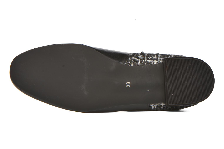 Stiefeletten & Boots Georgia Rose Poppy schwarz ansicht von oben