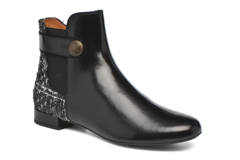 Stiefeletten & Boots Georgia Rose Poppy schwarz detaillierte ansicht/modell