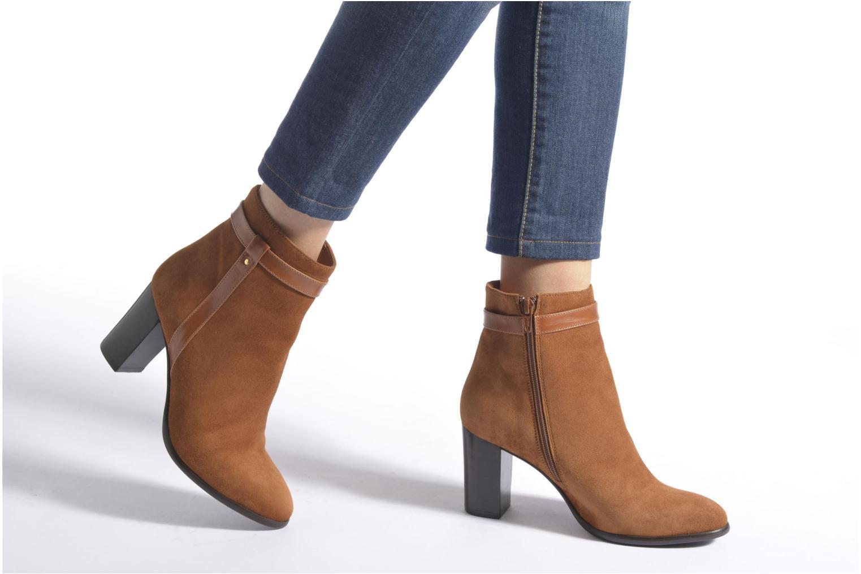 Boots en enkellaarsjes Georgia Rose Tarik Blauw onder