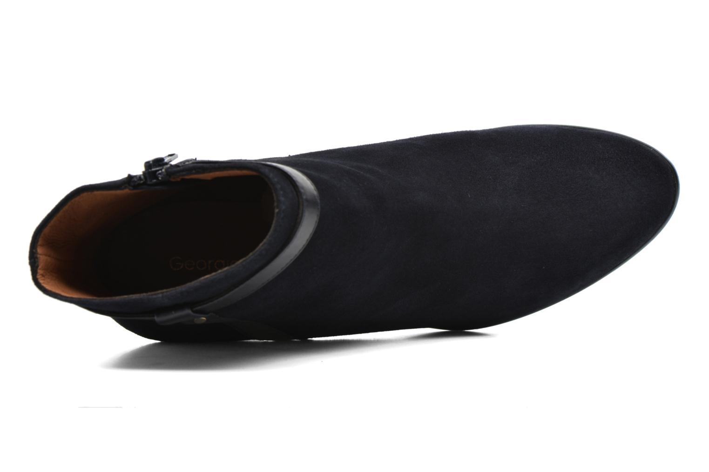 Stiefeletten & Boots Georgia Rose Tarik blau ansicht von links