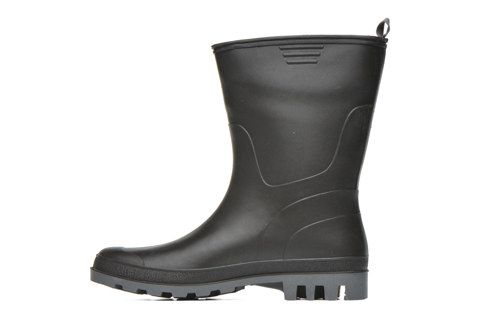 Botas SARENZA POP Virain men Negro vista de frente