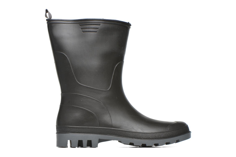 Boots & wellies SARENZA POP Virain men Black back view