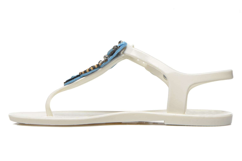 Sandales et nu-pieds Gioseppo Vaixell Blanc vue face