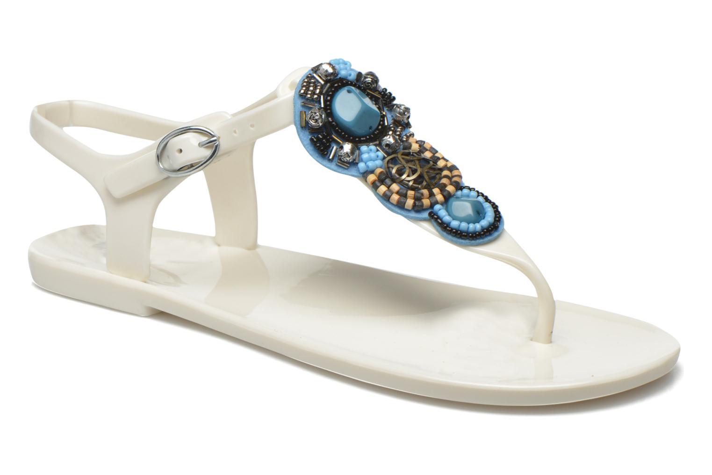 Sandales et nu-pieds Gioseppo Vaixell Blanc vue détail/paire