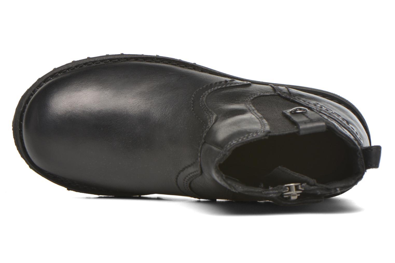 JR Axel Boy J5486A Black