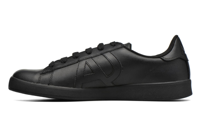 Sneakers Armani Jeans Matteo Svart bild från framsidan