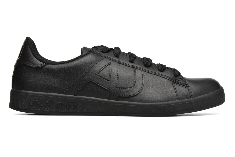 Sneakers Armani Jeans Matteo Svart bild från baksidan