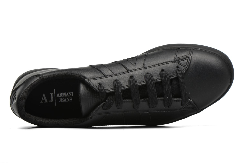Sneakers Armani Jeans Matteo Svart bild från vänster sidan
