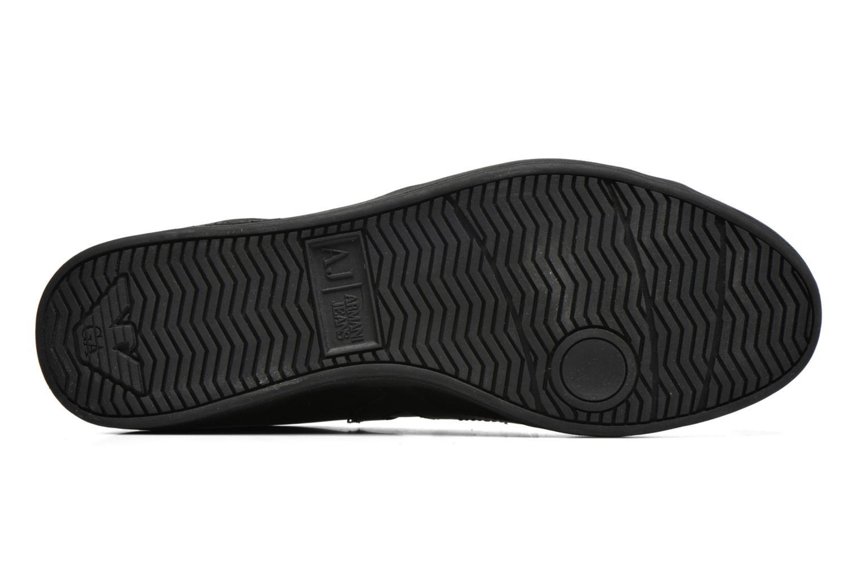 Sneakers Armani Jeans Matteo Svart bild från ovan