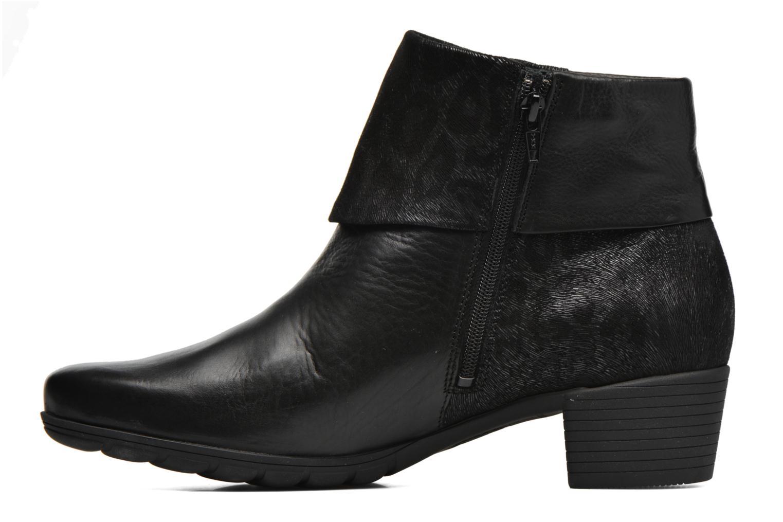 Bottines et boots Mephisto Iris Noir vue face