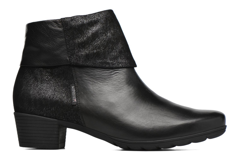 Bottines et boots Mephisto Iris Noir vue derrière