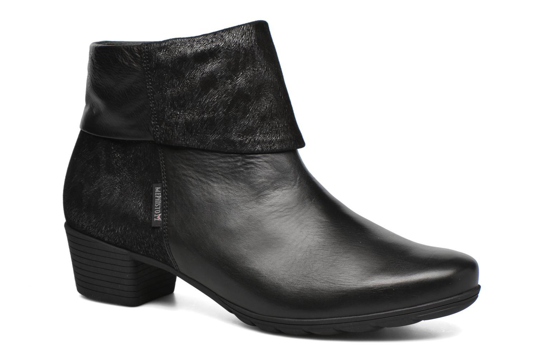 Bottines et boots Mephisto Iris Noir vue détail/paire