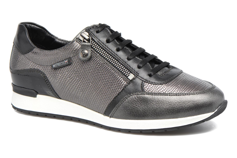Grandes descuentos últimos zapatos Mephisto Nona (Gris) - Deportivas Descuento