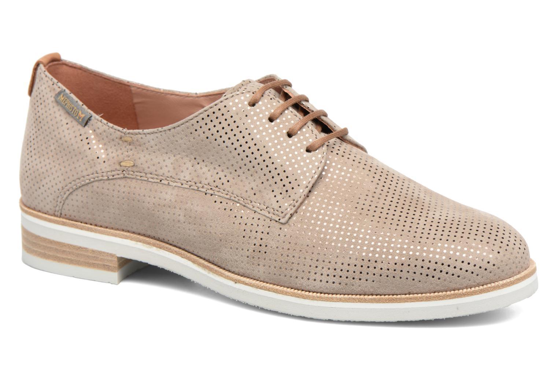 Zapatos promocionales Mephisto Poppy (Beige) - Zapatos con cordones   Descuento de la marca
