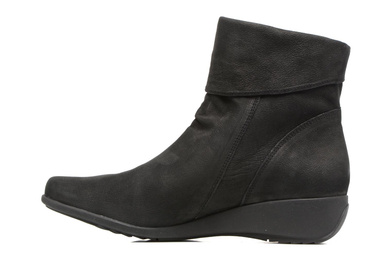 Bottines et boots Mephisto Seddy Noir vue face