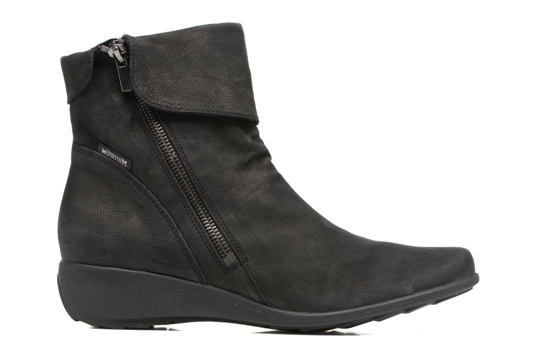 Boots en enkellaarsjes Mephisto Seddy Zwart achterkant