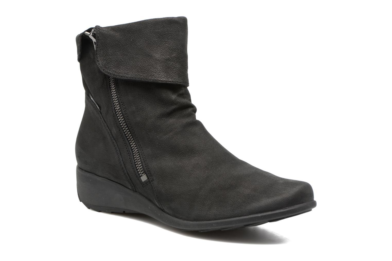 Boots en enkellaarsjes Mephisto Seddy Zwart detail