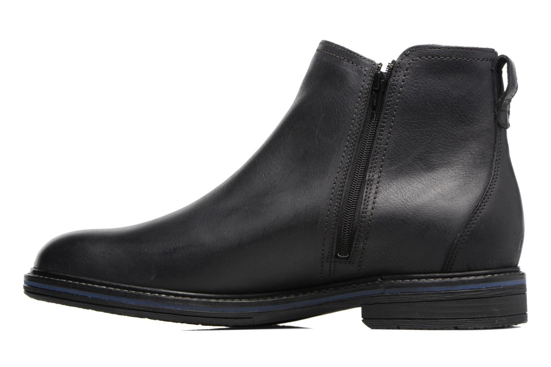 Bottines et boots Mephisto Willem Noir vue face