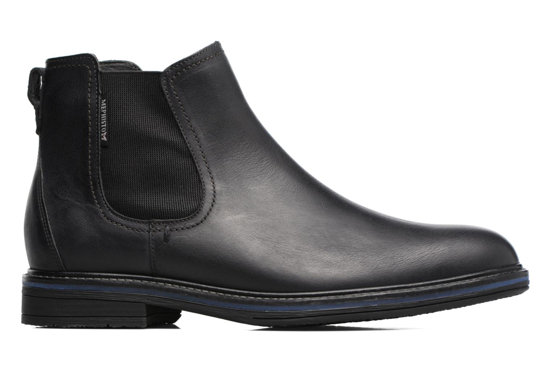 Bottines et boots Mephisto Willem Noir vue derrière
