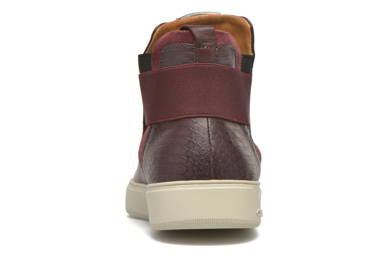 Sneakers P-L-D-M By Palladium Tinsel Bordò immagine destra