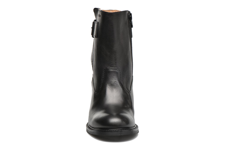 Bottines et boots P-L-D-M By Palladium Hill IBX Noir vue portées chaussures