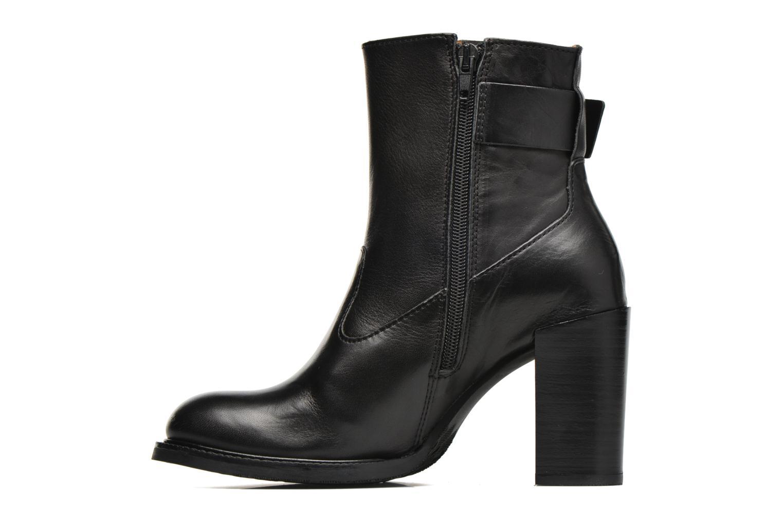 Bottines et boots P-L-D-M By Palladium Hill IBX Noir vue face