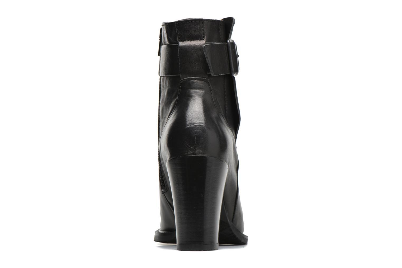 Bottines et boots P-L-D-M By Palladium Hill IBX Noir vue droite