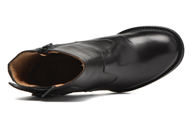 Bottines et boots P-L-D-M By Palladium Hill IBX Noir vue gauche