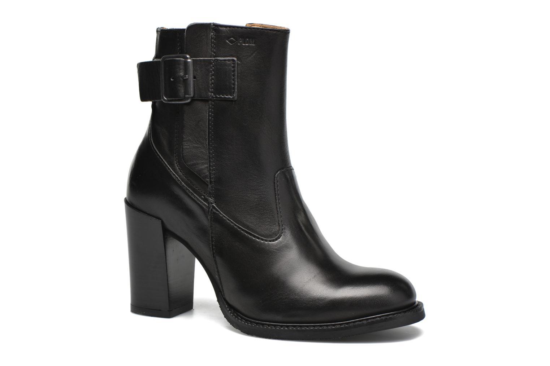 Bottines et boots P-L-D-M By Palladium Hill IBX Noir vue détail/paire