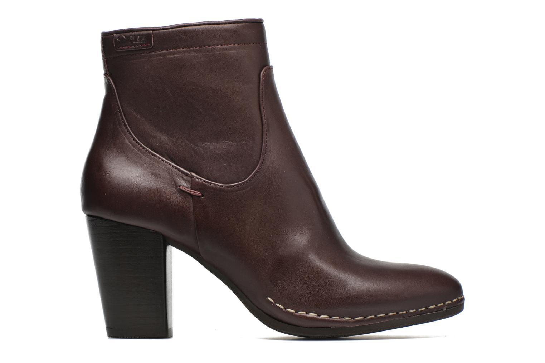 Bottines et boots P-L-D-M By Palladium Onside IBX Bordeaux vue derrière