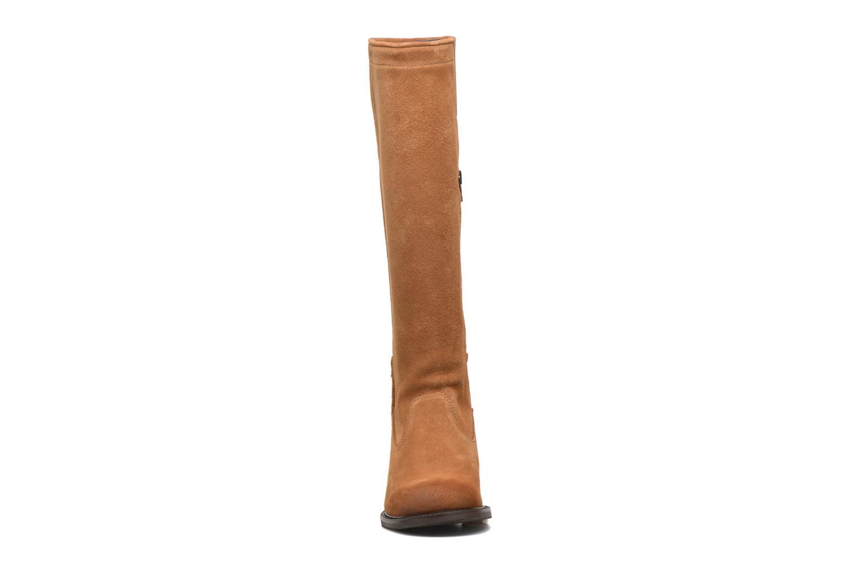 Stiefel P-L-D-M By Palladium Hartville Sud braun schuhe getragen