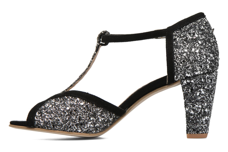 Zapatos de tacón Jonak Damaris Negro vista de frente